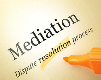 Mediation resolving conflict